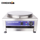 Single Crepe Machine / Automatic Crepe Machine / Crepe Machine For Sale