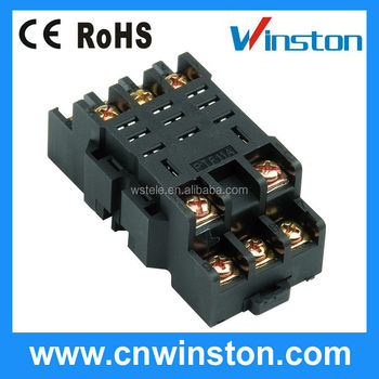 PTF11A 11 pin relay socket