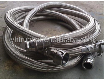Annular Corrugated Stainless Steel Metal Hose for Oil Industry