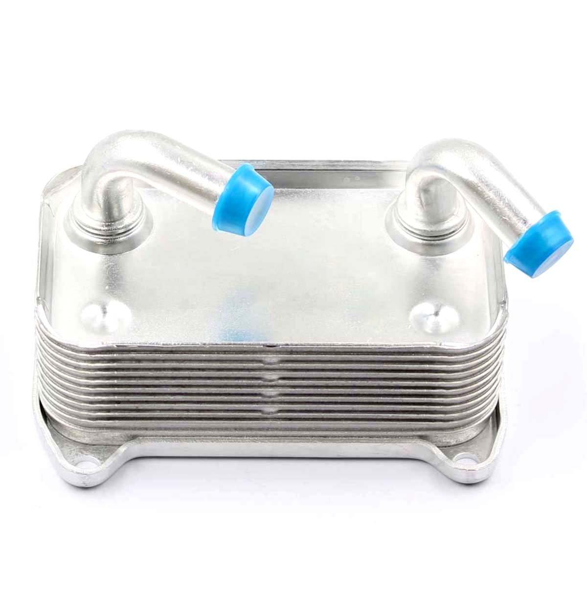 GooDeal Oil Cooler 9496495 for Volvo S40 V40 1.6L 1.8L 1.9T T4 2.0L T5 2.4L