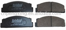 Auto Brake Pad voor <span class=keywords><strong>FIAT</strong></span> 125 GDB105/4434813
