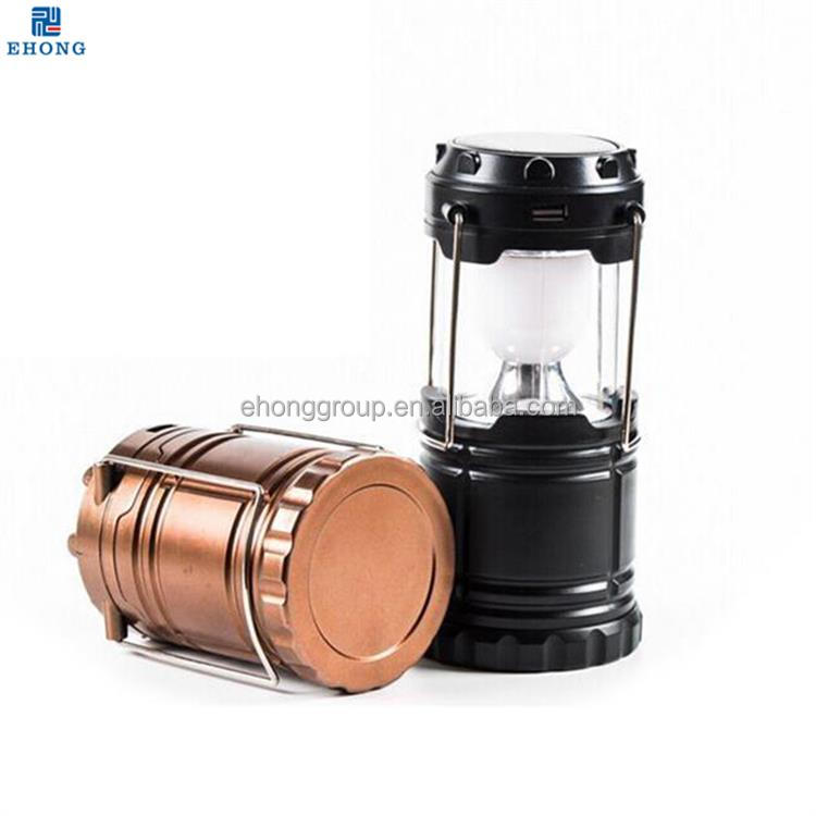 China portable tent solar powered outdoor headlamp led camping lantern camp light