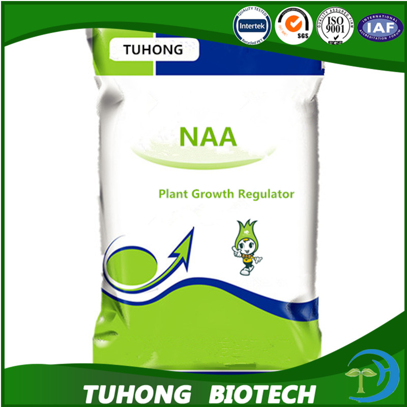 White powder chemical NAA 98% agrochemicals to use in the plant
