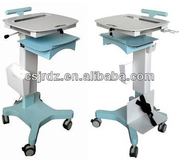 operating room workstation cart internet