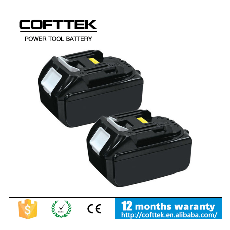 makita battery 18v 5000mah lithium power tool battery BL 1850replacement