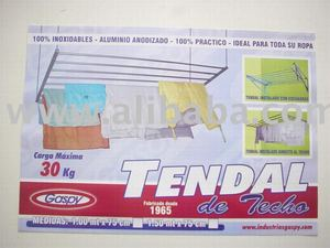 Clothes Dry Rack (Tendal de Ropa)