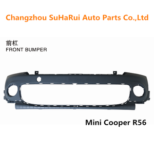 replacement for baoma mini cooper r56 bumper car spare parts fortuner front bumper