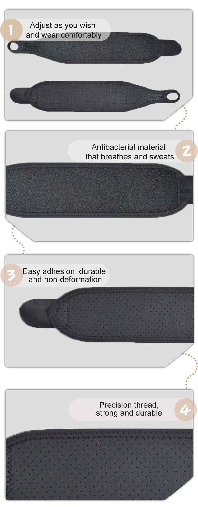 o que as mangas de compressão ajudam na tendinite