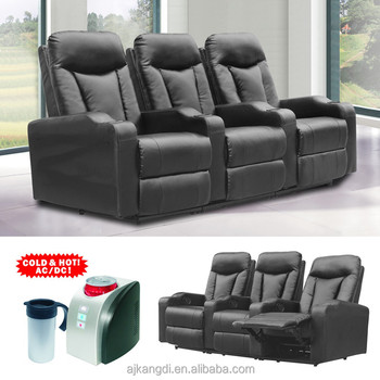 folding cinema recliner chair/home theater chair with cup holder cuo cooler/cinema chair & Folding Cinema Recliner Chair/home Theater Chair With Cup Holder Cuo ...