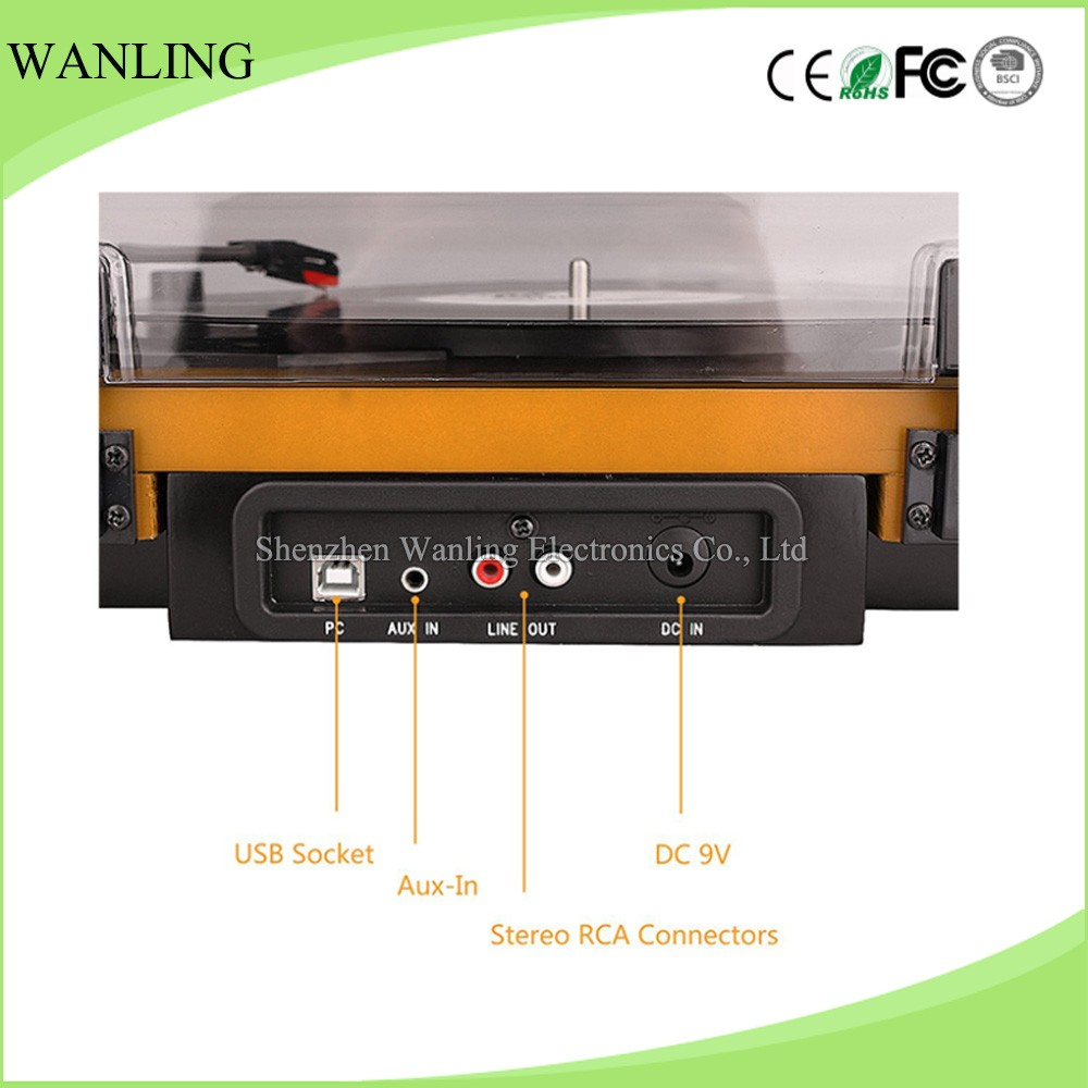 Wholesale China manufacturer cheap price stereo turntable ...