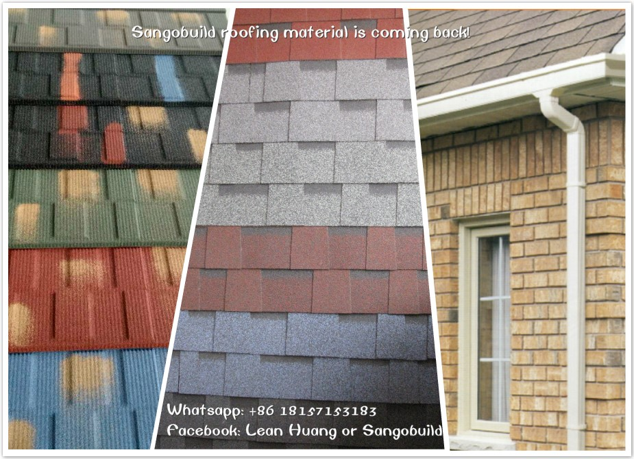 Alibaba Blue Asphalt Roofing Shingles In Spanish En Chile