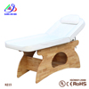 kangmei wooden facial bed beauty massage table for sale (8215)