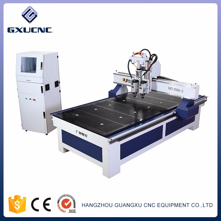 China Supplier Low Price Multi Spindles Cnc Woodworking Engraving Machine For Wooden Chair
