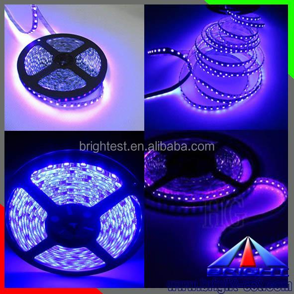 Wholesale UV led Strip. SMD5050 LED strip UV color. Ultraviolet ...