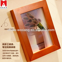 Factory price high quality OEM/ODM picture frame, focus lights / home decor light funny different types photo frame