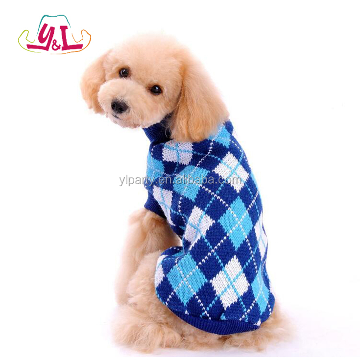 Wholesale Dog Clothes Ugly Christmas Sweater Pet Accessories for Dog