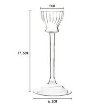 grohandel glas blase kerzenhalter fr weihnachten - Kamin Kerzenhaltereinsatz