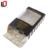 Art paper box custom retail cell phone accessory packaging with clear window