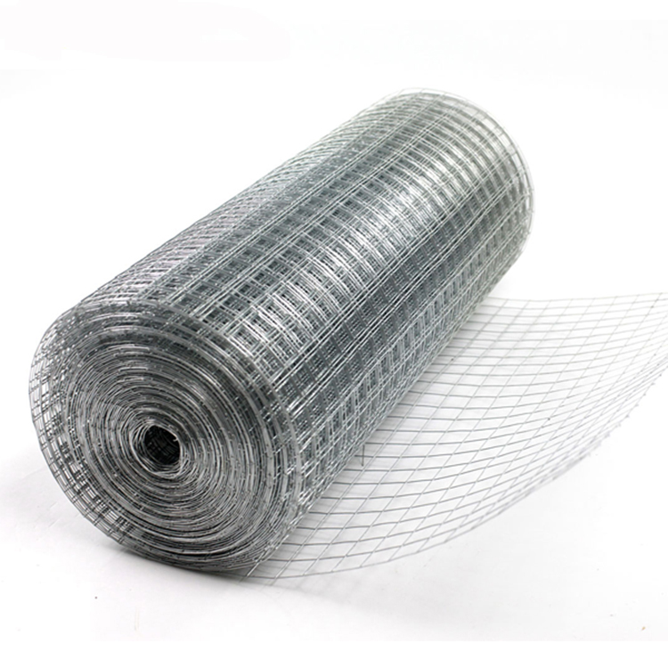 Hot dipped galvanized welded wire mesh for garden fence
