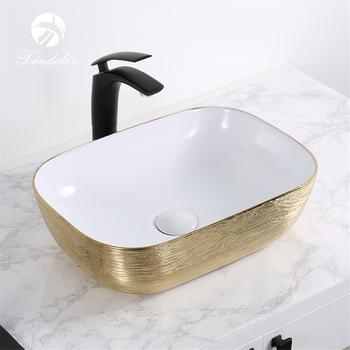 Brand New Bathroom White Electroplate