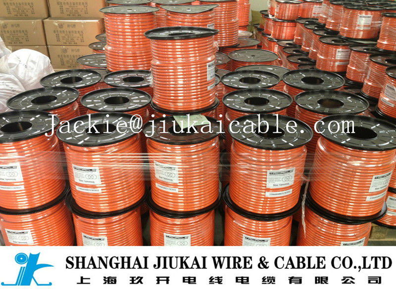 Various Sectional Area Welding cable supplier