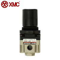 XMC AR2000 G1/4'' Pneumatic Air Source Treatment Pressure Regulator for Pneumatic Tool