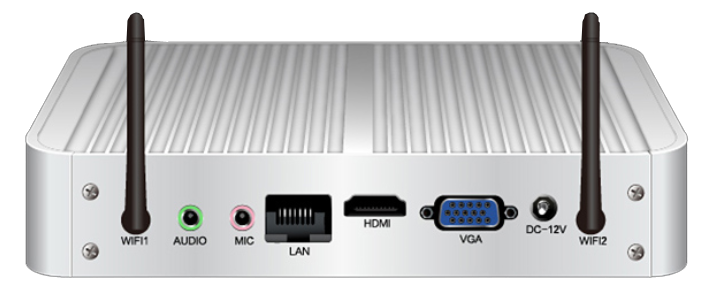 Live Stream IP Network WiFi Media Box for Broadcasting