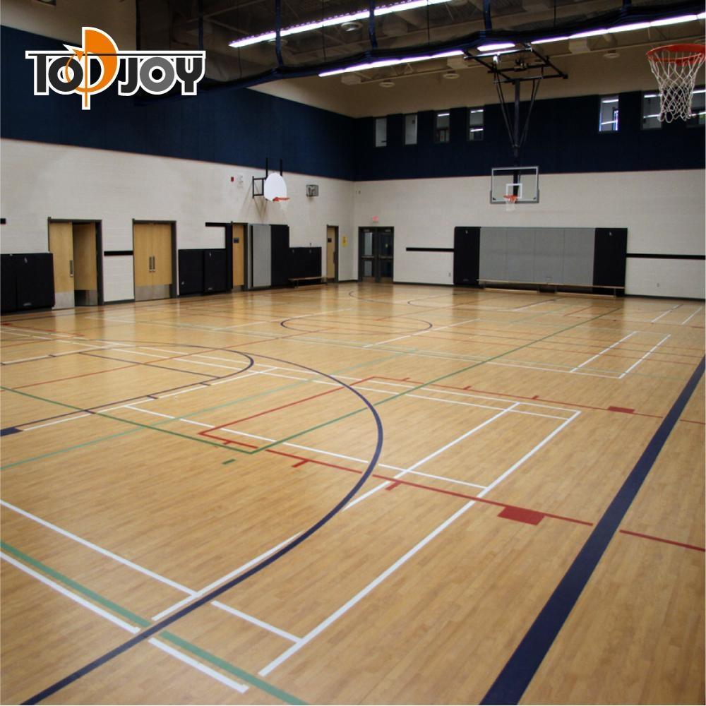 Indoor Sport Vloer PVC Gym Vloeren Roll