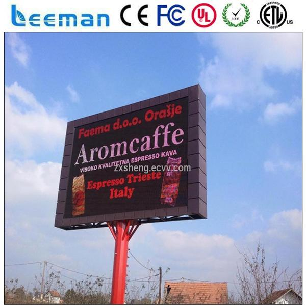 p20 outdoor monitor <strong>led</strong> display <strong>led</strong> gas <strong>price</strong> sign stadium advertising <strong>led</strong> <strong>billboard</strong>