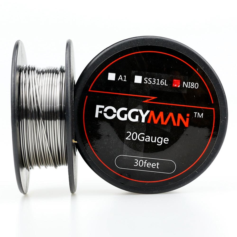 11 AWG 15 feet Nichrome 80 resistance wire gauge