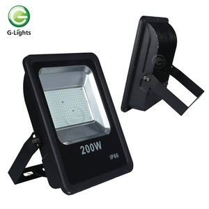 IP66 High speed gas station explosion proof smd led flood light 200W