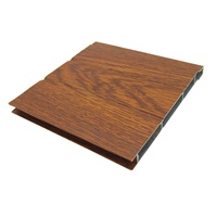 OEM or ODM Alloy Aluminum Profile 6063 Wooden grain hot sale