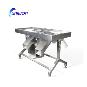 easy operation & maintenance chicken gizzard cleaning machine