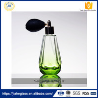 perfume use and pump sprayer sealing type fragrance spray glass bottle
