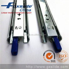 Self Locking Ball Bearing Heavy Duty Slide Rails For Roller Forming Machine