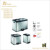 Foot Pedal Garbage Bin Stainless Steel Rubbish Bin