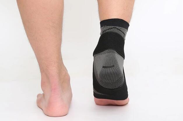 Unisex Kids Adults Spring Breathable Nylon Ankle Brace Sports Ankle Support Protector