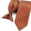 Special Offer Cheap Mens 100% Polyester Clip-on Ties