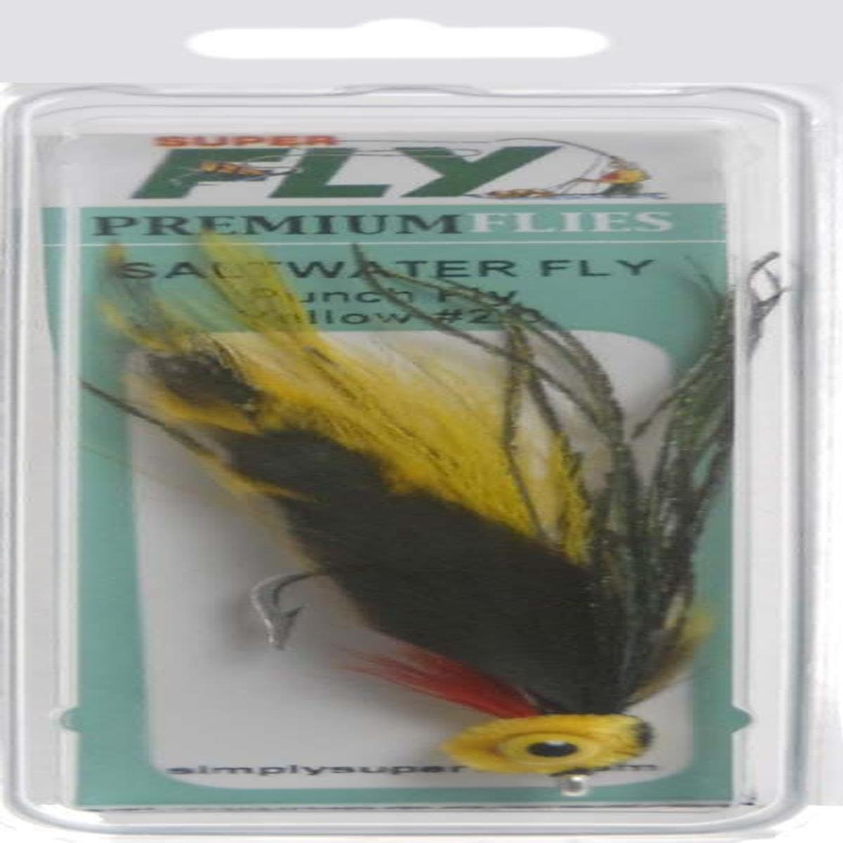 Superfly Salt Water Punch Fly Lure