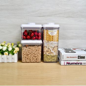 Bpa Free Moisture Proof Food Grade Plastic Kitchen Food Storage Containers  3 Pcs/set - Buy Kitchen Storage Set,Kitchen Food Storage Box Set,Bpa Free  ...