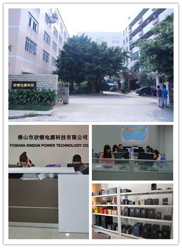 Foshan Xindun 50w Solar Inverter 50v To 220v Ac Inverter 5kv ...