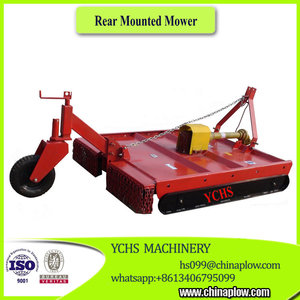 YCHS hot sale rear mounted mower verge flail mower for 4 wheel tractors