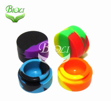 Không thấm nước 11 ml Weed container, <span class=keywords><strong>silicone</strong></span> tùy chỉnh bho container dầu, Non stick <span class=keywords><strong>silicone</strong></span> containers <span class=keywords><strong>sáp</strong></span>