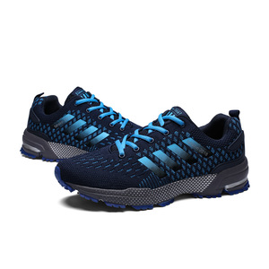 Wholesale Men Sneakers Mesh Sports Breathable Air Running Shoes f2a562ac0