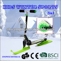 Hot Selling Mini Snow Scooter for Kids Winter Toys