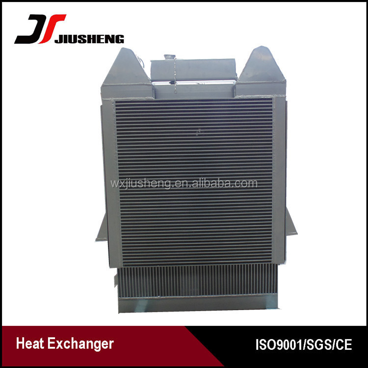 Heat Exchanger Design: Brazed Aluminum Heat Exchanger Design