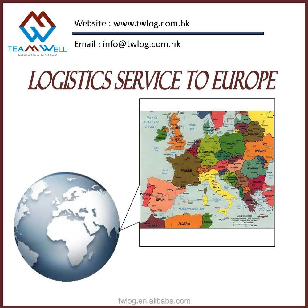Sea Freight Logistics from Qingdao to Linz