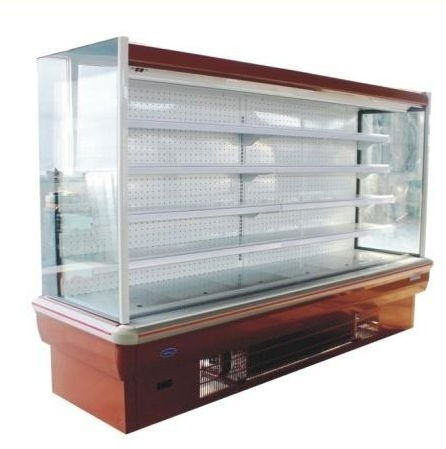 Multideck Case Self-contained Refrigerator Display Cabinet Of ...