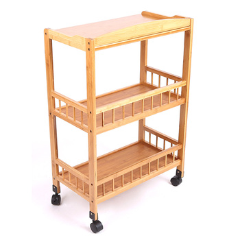 bamboo vegetable kitchen storage trolley and cart wholesale  sc 1 st  Alibaba & Bamboo Vegetable Kitchen Storage Trolley And Cart Wholesale - Buy ...