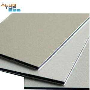 Wooden finish aluminium composite panel fireproof panel